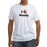 I (Heart) Wendy Shirt
