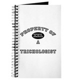 Property of a Trichologist Journal