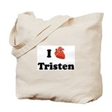 I (Heart) Tristen Tote Bag