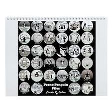 Porno Penguin: The Wall Calendar