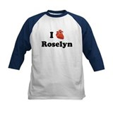 I (Heart) Roselyn Tee