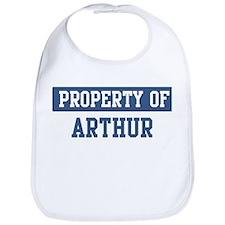 Property of ARTHUR Bib