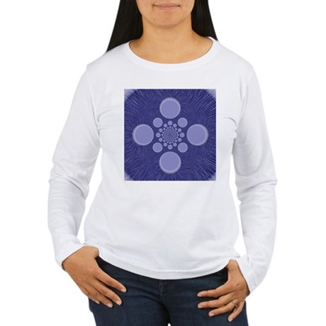 Fractal Women's Long Sleeve T-Shirt