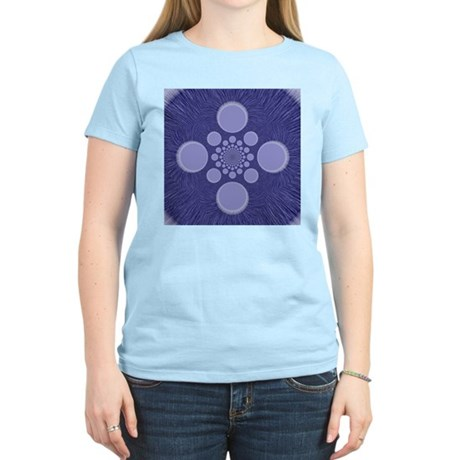 Fractal Women's Light T-Shirt