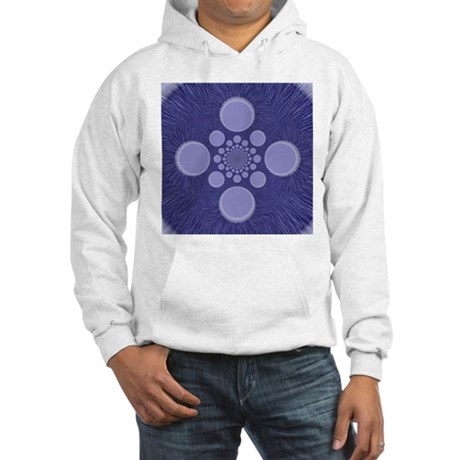 Fractal Hooded Sweatshirt