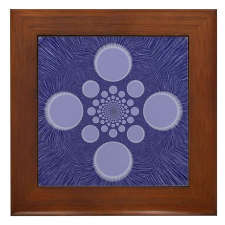 Fractal Framed Tile