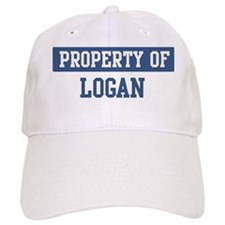Property of LOGAN Baseball Cap
