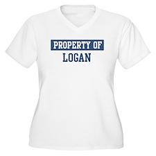 Property of LOGAN T-Shirt