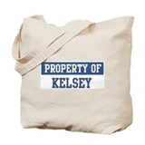 Property of KELSEY Tote Bag