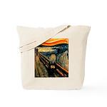Scream 50th Tote Bag