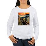 Scream 50th Women's Long Sleeve T-Shirt