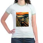 Scream 50th Jr. Ringer T-Shirt