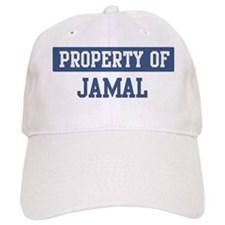 Property of JAMAL Baseball Cap