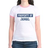 Property of JAMAL T