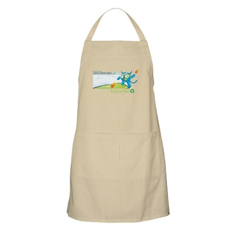 The Avenger - Fires BBQ Apron