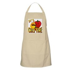Chili Time BBQ Apron