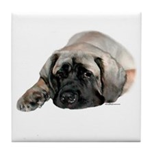 Puppy 26 Tile Coaster