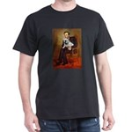 Lincoln's English Bulldog Dark T-Shirt