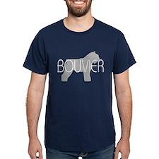 Bouvier Dog T-Shirt