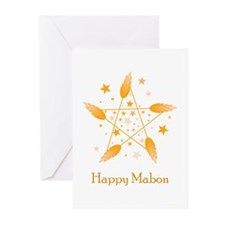 Happy Mabon Greeting Cards (Pk of 20)