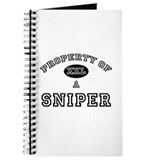 Property of a Sniper Journal