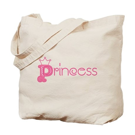 Princess Set Tote Bag