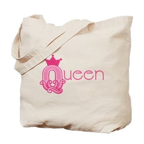 Queen Set Tote Bag