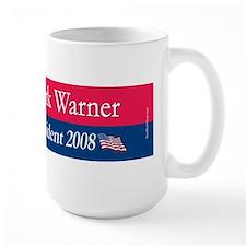 """""""Mark Warner President"""" Mug"""