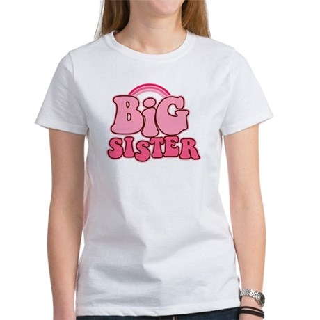 Retro Big Sis Women's T-Shirt