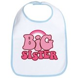 Retro Big Sis Bib