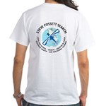 """Steve Fossett Search"" White T-Shirt"