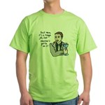 Best Man Attendant Green T-Shirt