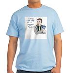 Best Man Attendant Light T-Shirt