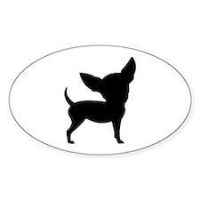 Funny Cute Chihuahua Decal