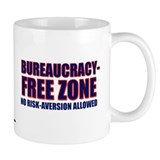 Bureaucracy-Free Zone Mug