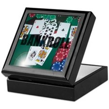 Big Slick Poker Bankroll Box