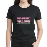 Bureaucracy-Free Zone Tee