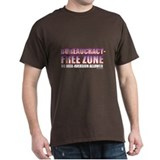 Bureaucracy-Free Zone T-Shirt