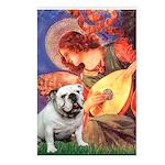 Mandolin Angel & English BD Postcards (Package of