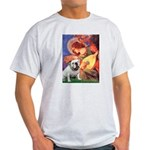 Mandolin Angel & English BD Light T-Shirt