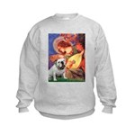 Mandolin Angel & English BD Kids Sweatshirt