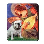 Mandolin Angel & English BD Mousepad