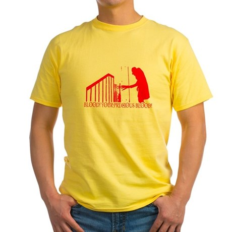 Nosferatu Yellow T-Shirt