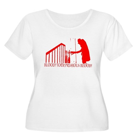 Nosferatu Plus Size Scoop Neck Shirt