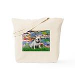 Lilies (#2) & Englsih BD (#9) Tote Bag