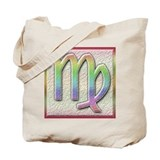 Virgo I Tote Bag