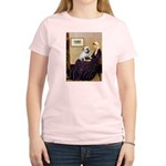 Mom's English BD (#9) Women's Light T-Shirt