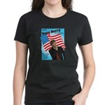 Dave Barry For President Women's Dark T-Shirt