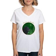 Schipperke Peace Shirt