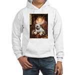 The Queen's English BUlldog Hooded Sweatshirt